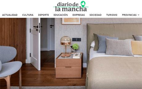 Diario de la Mancha | The Room Studio