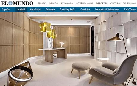 El Mundo | The Room Studio