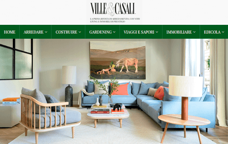 Ville&Casali | The Room Studio