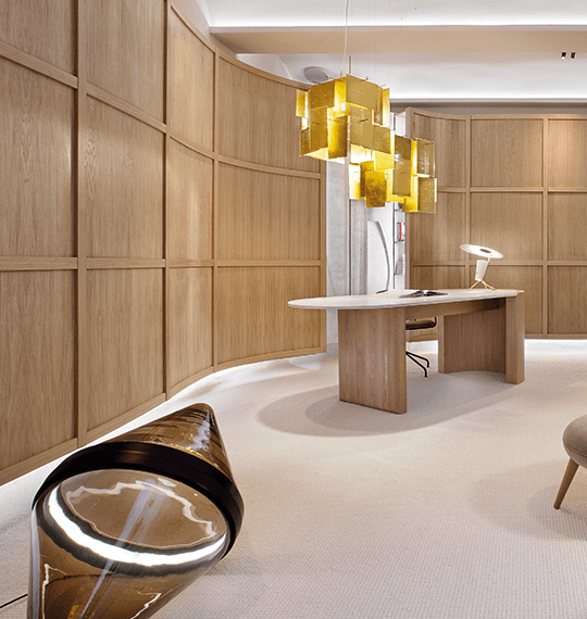 Neolith a Modern Times | The Room Studio