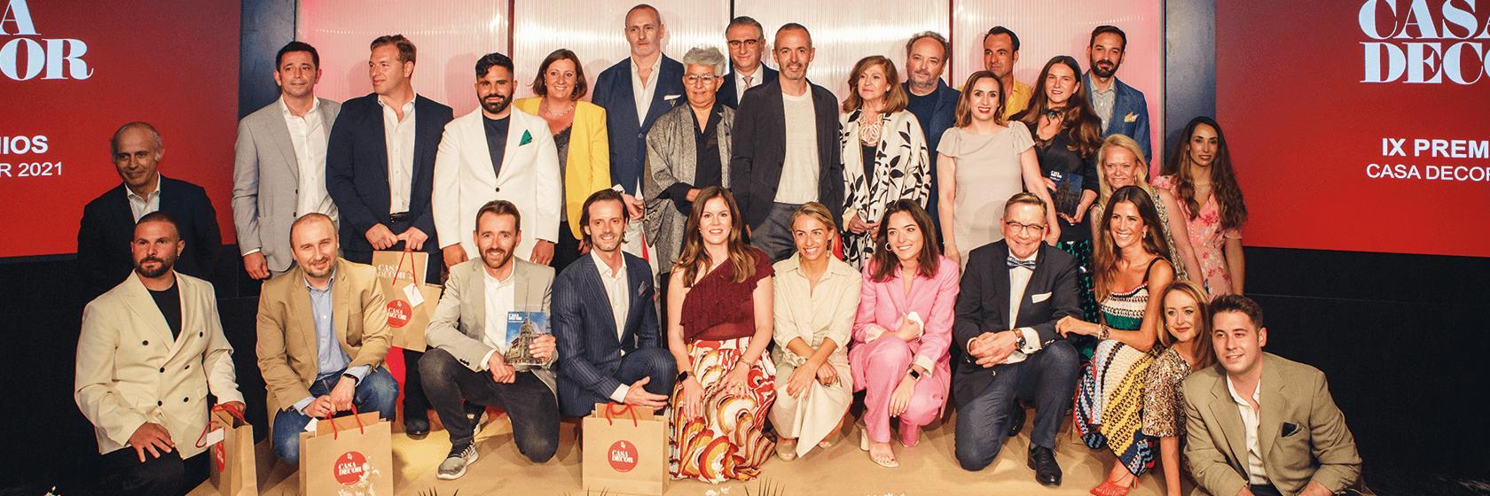 Best Casa Decor 2021 Project Award | The Room Studio