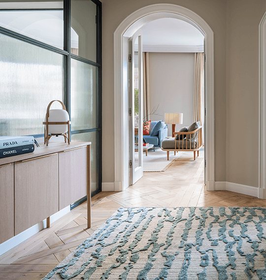 Ideas para decorar un recibidor con estilo | The Room Studio