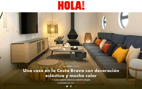 Hola.com | The Room Studio