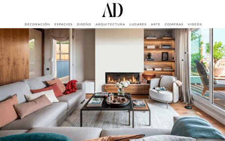 Architectural Digest | The Room Studio